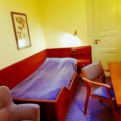 Hotel Terminus Stockholm 4* Номер категории Эконом с различными типами кроватей фото 7