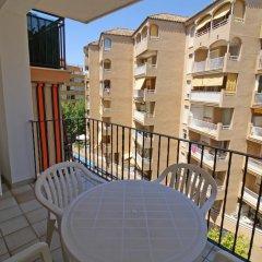 Отель Eurosol Costa Calpe балкон