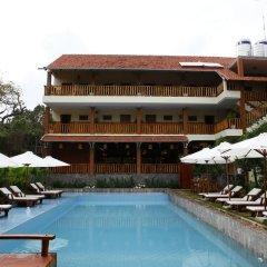 Отель Bauhinia Resort 3* Бунгало с различными типами кроватей