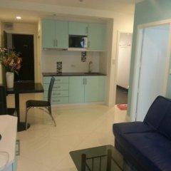 Отель Jada Beach Residence 3* Апартаменты с различными типами кроватей фото 10