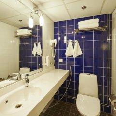 Отель Scandic Hakaniemi 3* Стандартный номер с различными типами кроватей фото 6