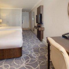 Hilton Glasgow Grosvenor Hotel 4* Стандартный семейный номер с различными типами кроватей фото 2