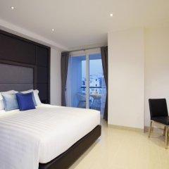 Centra by Centara Avenue Hotel Pattaya 4* Улучшенный номер с различными типами кроватей
