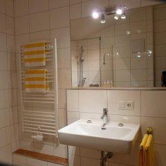 Отель Ferienwohnungen Doktorwirt Зальцбург ванная