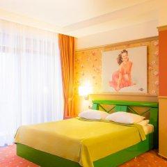 Гостиница Road Star Улучшенный номер разные типы кроватей фото 2