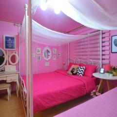 Отель Han River Guesthouse 2* Студия с различными типами кроватей фото 37