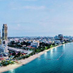 Отель Centric Sea Pattaya by Skyren бассейн фото 2