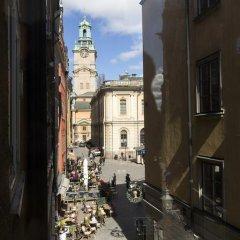 Апартаменты Collectors Victory Apartments Стокгольм балкон