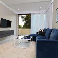Отель The Residence 4* Улучшенные апартаменты с различными типами кроватей фото 4