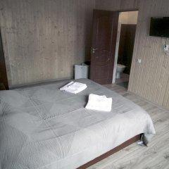 Гостиница Золотые Пески комната для гостей фото 4