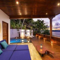 Отель The Remote Resort, Fiji Islands 4* Вилла с различными типами кроватей фото 11