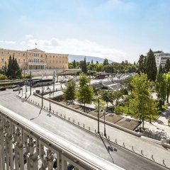 King George, A Luxury Collection Hotel Афины балкон