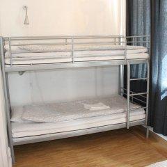 Birka Hostel Стандартный номер с различными типами кроватей фото 9