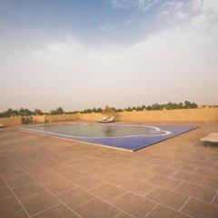 Отель Kasbah Bivouac Lahmada Марокко, Мерзуга - отзывы, цены и фото номеров - забронировать отель Kasbah Bivouac Lahmada онлайн бассейн фото 3