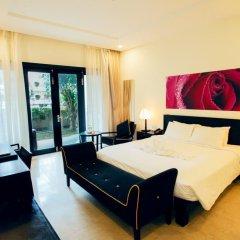 Отель Thanh Binh Riverside Hoi An 4* Номер Делюкс с различными типами кроватей фото 16