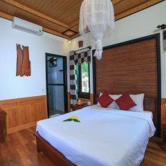 Отель Quang Xuong Homestay комната для гостей фото 5