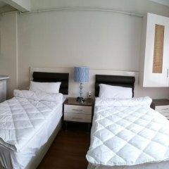 Отель istanbul modern residence 2* Стандартный семейный номер с двуспальной кроватью фото 3