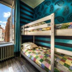 Old Town Kanonia Hostel & Apartments Кровать в общем номере с двухъярусной кроватью фото 2