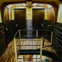 Гостиница Дебаркадер базы отдыха Мастер Номер категории Эконом с различными типами кроватей фото 5