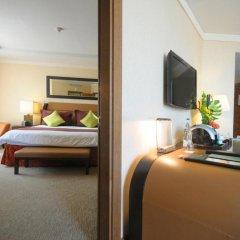 Отель Kenzi Tower 5* Люкс с различными типами кроватей фото 6