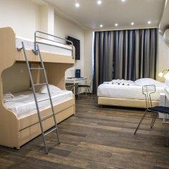 Отель Piraeus Dream 2* Стандартный семейный номер с двуспальной кроватью фото 6