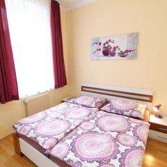 Апартаменты Klimt Apartments Вена комната для гостей фото 4