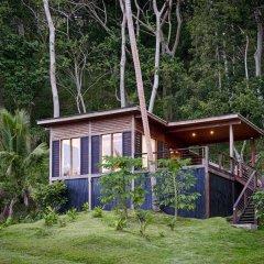 Отель The Remote Resort, Fiji Islands 4* Вилла с различными типами кроватей фото 17