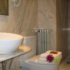 Отель Castelo Santa Catarina 3* Стандартный номер двуспальная кровать фото 7