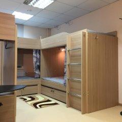 Хороший Хостел Кровать в общем номере с двухъярусной кроватью фото 9