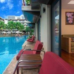 Отель Baan Laimai Beach Resort 4* Номер Делюкс разные типы кроватей фото 30