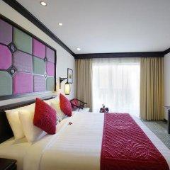 Little Beach Hoi An. A Boutique Hotel & Spa 4* Номер Делюкс с различными типами кроватей фото 8