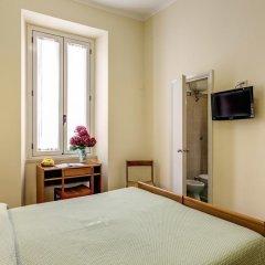 Hotel Igea 3* Стандартный номер с двуспальной кроватью фото 5
