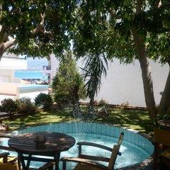 Отель Amazones Villas Sun бассейн