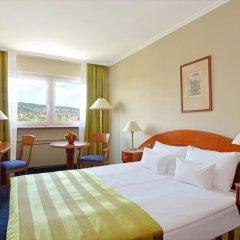 Danubius Hotel Flamenco 4* Номер Эконом разные типы кроватей фото 2