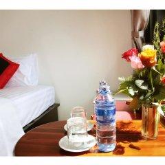 Отель Sunny Garden Homestay Стандартный номер с различными типами кроватей фото 6