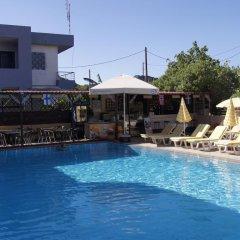 Lisa Hotel бассейн фото 2