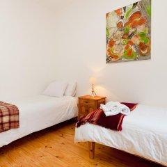 Отель Abracadabra B&B 3* Стандартный номер с двуспальной кроватью (общая ванная комната) фото 10