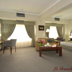 Отель Le Grande Plaza Отель Узбекистан, Ташкент - отзывы, цены и фото номеров - забронировать отель Le Grande Plaza Отель онлайн комната для гостей фото 3