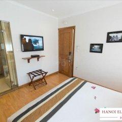 Hanoi Elite Hotel 3* Улучшенный номер с различными типами кроватей фото 9