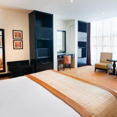 Отель Holiday Inn Dubai - Al Barsha 4* Номер Делюкс с различными типами кроватей фото 5