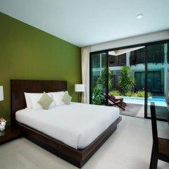 Отель Centra by Centara Coconut Beach Resort Samui 4* Улучшенный номер с различными типами кроватей фото 2