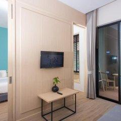 Отель Mai Khao Lak Beach Resort & Spa 4* Люкс повышенной комфортности с различными типами кроватей фото 5