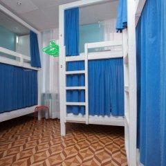 Laguna Hostel Кровать в общем номере с двухъярусной кроватью фото 20