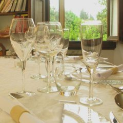 Отель Gourmet B&B Giglio Bianco питание фото 2