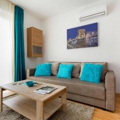 Апартаменты Sun Resort Apartments Студия Делюкс с различными типами кроватей фото 10