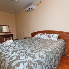 Гостиница Алтынай Люкс разные типы кроватей