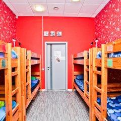 Хостел Наполеон Кровать в общем номере с двухъярусной кроватью фото 15