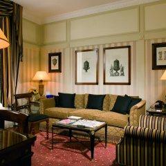 Отель Bettoja Mediterraneo 4* Люкс с различными типами кроватей фото 2