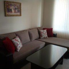 Апартаменты Yanis Apartment In Hermes Complex Солнечный берег комната для гостей фото 2