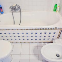 Отель La Bouganville Country House Дженцано-ди-Рома ванная